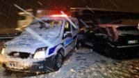 Sakarya'da Zincirleme Trafik Kazası : 5 Yaralı