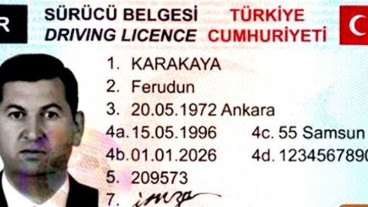 Sürücü Belgesiz Araç Kullanma Cezası