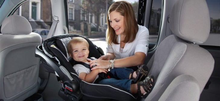 Araçlarda Çocuk Koltuğu Bulundurma Zorunluluğu