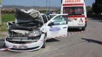 Siirt'te 2016 Yılında Mobese Kameralarına Yansıyan Trafik Kazaları