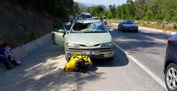 Bisikletle Dünyayı Dolaştı, Türkiye'de Emniyet Şeridinde Öldürüldü