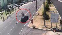 Samsun'un Terme İlçesinde Trafik Kazası: Uzman Çavuş yaralandı