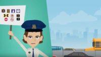 Trafik Güvenliği ve Trafik İşaretleri 1 Bölüm