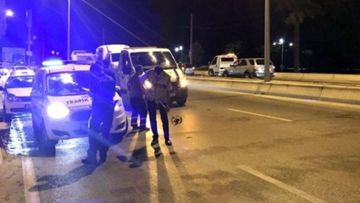 İzmir'de Ölümlü Trafik Kazası