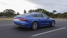2019-2020 Audi A7 Karşınızda
