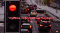 Trafikte Doğru Bilinen Yanlışlar