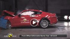 Ford Mustang – Çarpışma Testi 2017