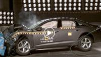 Audi A6 – Çarpışma Testi 2018