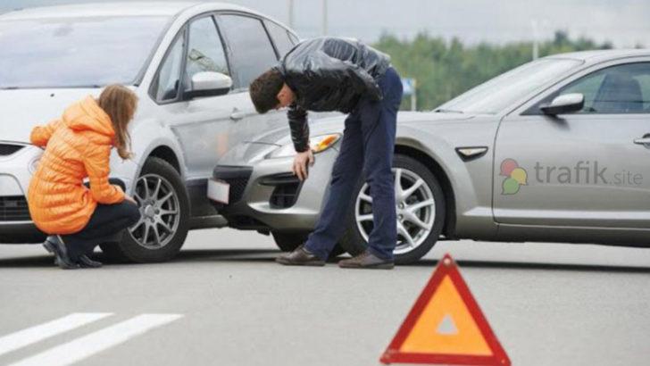 Trafik Hasarı Anında Yapılması Gerekenler Nelerdir