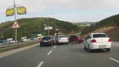 Türkiye'de Araç Kamerasına Yakalanan Trafik Kazaları
