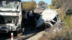 3 Aralık 2017 – Günün Trafik Kazaları