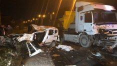 İstanbul Maltepe'de Trafik Kazası: 1 Ölü 2 Yaralı