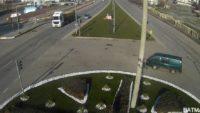 Batman'da Nisan Ayında Bir Kavşakta Meydana Gelen Trafik Kazası