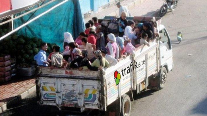 Hususi Araçla Yük Ve Yolcu Taşımanın Cezası Ne Kadar?